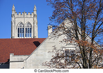 Cathedral in Urbana