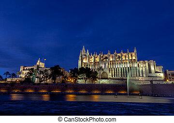 Cathedral La Seu Palma de Mallorca