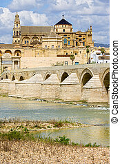 Cathedral Mosque in Cordoba