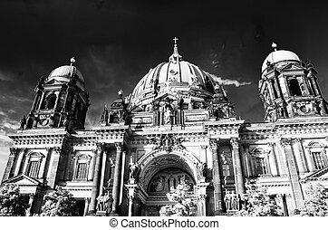 Cathedral of Berlin, Berliner Dom in Germany