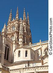 Cathedral of Burgos, Castilla y Leon, Spain