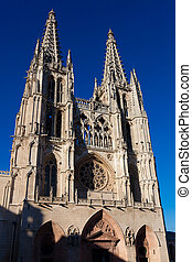 Cathedral of Burgos, Castilla y Leon, Spain