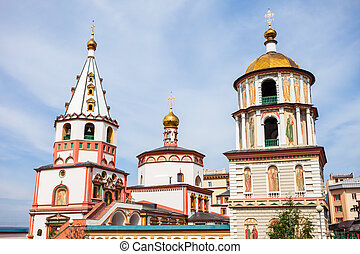 Cathedral of Epiphany, Irkutsk
