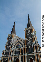 Cathedral of Mary Immaculate Conception, Chanthaburi.