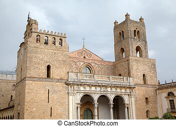 Cathedral of Monreale.