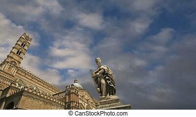 Cathedral of Palermo, Sicily,Italy