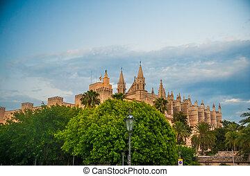 Cathedral of Palma de Mallorca.