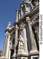 Cathedral of Saint Agatha - Catania