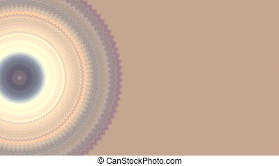 Cathedral of Saint Demetrius - Soft colours pulsing sphere...