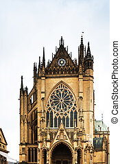 Cathedral of Saint Stephen of Metz, France