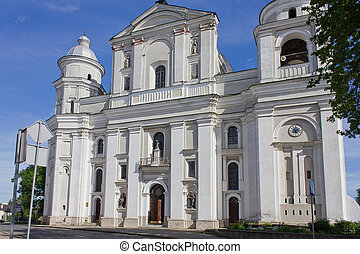 Cathedral of Saints Peter and Paul in Lutsk