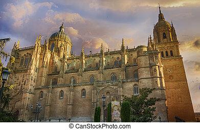 Cathedral of Salamanca, Spain