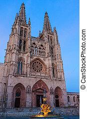 Cathedral of Santa Maria, Burgos