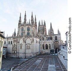 Cathedral of Santa Maria, Burgo