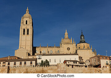 Cathedral of Segovia, Castilla y Leon, Spain