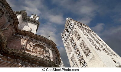 Cathedral of Seville. Spain - Cathedral of Seville -- ...