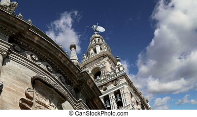 Cathedral of Seville -Spain - Cathedral of Seville --...