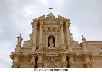 Cathedral of Siracusa.