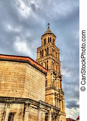 Cathedral of St. Domnius in Split - Croatia