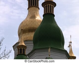 Cathedral of St. Sophia in Moscow