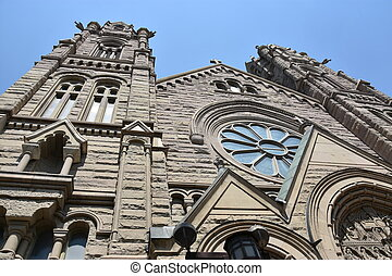 Cathedral of the Madeleine in Salt Lake City