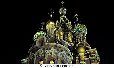 Cathedral of the Resurrection - The Church of the Savior on...