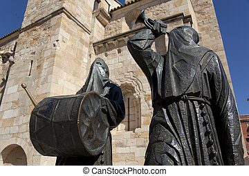 Cathedral of Zamora, Castilla y Leon, Spain