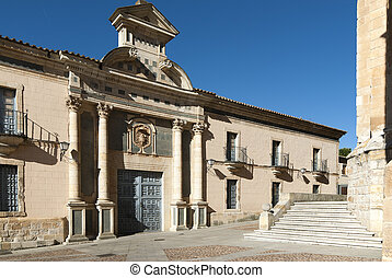 Cathedral of Zamora, Spain.