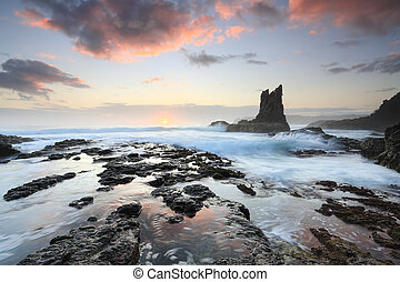 Cathedral Rock Kiama Australia - Beautiful rock formations...