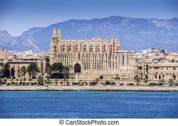 Cathedral Santa Maria of Palma de Mallorca