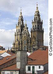 Cathedral. Santiago de Compostela
