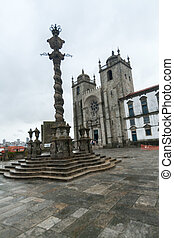 cathedral se in oporto