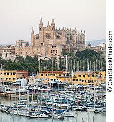 Cathedral Seu Seo of Palma de Mallorca