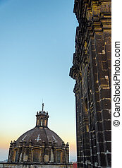 Cathedral Spire and Dome
