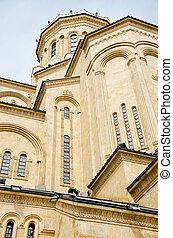 cathedral, St. Trinity, Sameba, church - The holy trinity...