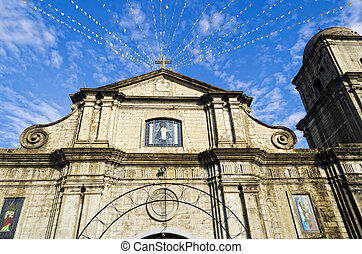 Cathedral - The Imus Cathedral in Imus, Cavite, Philippines.