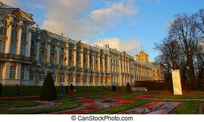 Catherine Palace - Pushkin, Tsarskoe Selo, St. Petersburg