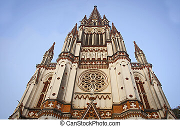 Catholic Church in Trichy,Tamil Nadu, Southern India