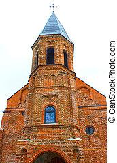 Catholic church of St. Gertrude at Kaunas, Lithuania