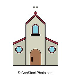 Catholic church symbol