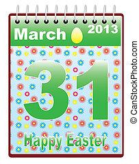 Catholic Easter Sunday date