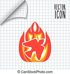 catholic icon design, vector illustration eps10 graphic