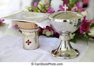 catholique, wedding.