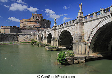 catle, 橋梁, 梵蒂岡