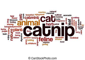 Catnip, palabra, nube