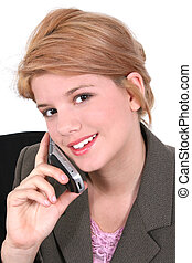 catorce, teléfono celular