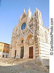 Cattedrale di Santa Maria Assunta (Siena) - The ancient ...
