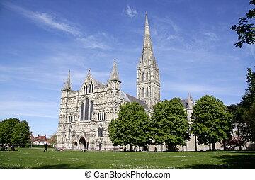 cattedrale, salisbury