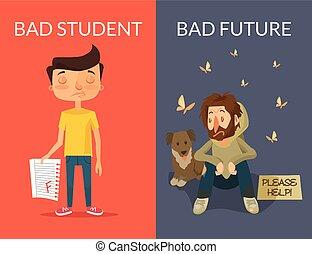 cattivo, futuro