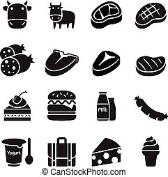 cattle icons